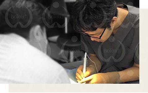 医療補助コース(パラメディカルピグメンテーション)イメージ写真